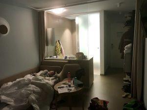 a ja Travemünde - Das Resort - Doppelzimmer bewohnt