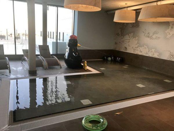 a ja Travemünde - Das Resort - Familienbadewelt Planschbecken