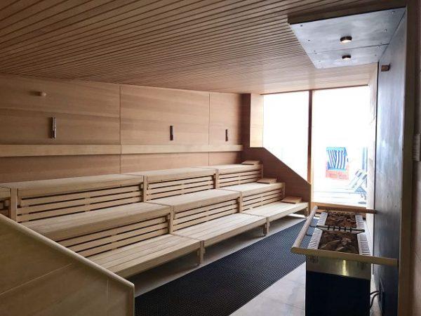 a ja Travemünde - Das Resort - Sauna