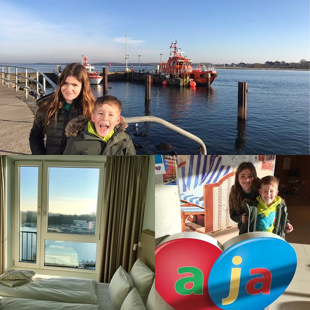 Familienurlaub im aja Travemünde Resort