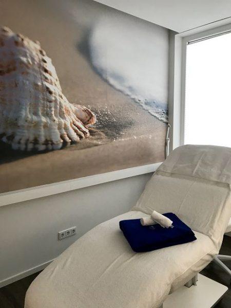 aja Travemünde das Resort NIVEA Haus Spa Bereich 1 450x600 - Familienurlaub im aja Travemünde Resort