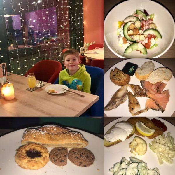 aja Travemünde das Resort Restaurant Abendmenü Heimatbuffet