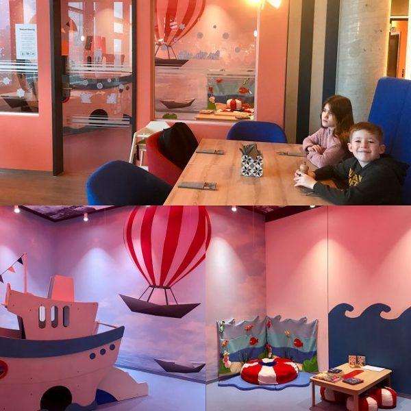 aja Travemünde das Resort Restaurant Spielzimmer 600x600 - Familienurlaub im aja Travemünde Resort