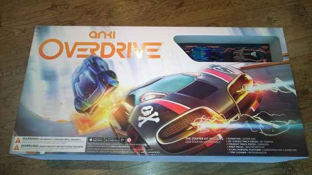 anki overdrive test 2 - Produkttest: Anki Overdrive Starter Kit