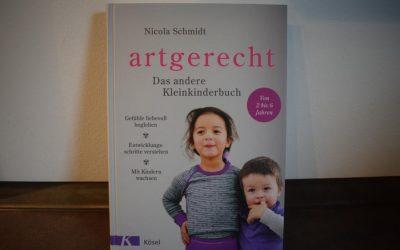 artgerecht Das andere Kleinkinderbuch 400x250 - Rezension: artgerecht - Das andere Kleinkinderbuch
