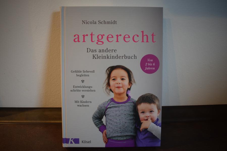 Rezension: artgerecht – Das andere Kleinkinderbuch