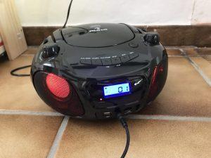 auna Boombox 3 300x225 - Produkttest: auna Roadie Sing CD Boombox