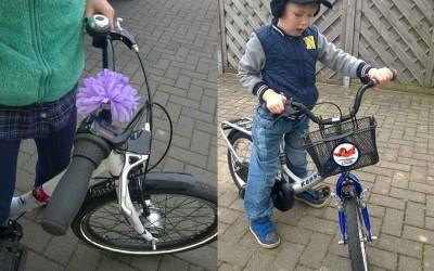 basil fahrradzubehör test 3 Kopie 400x250 - Produkttest: Fahrradzubehör von Basil