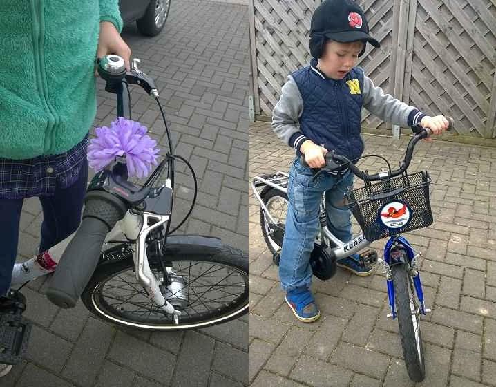 Kinderfahrräder, Sicherheit für unsere Kinder an oberster Stelle