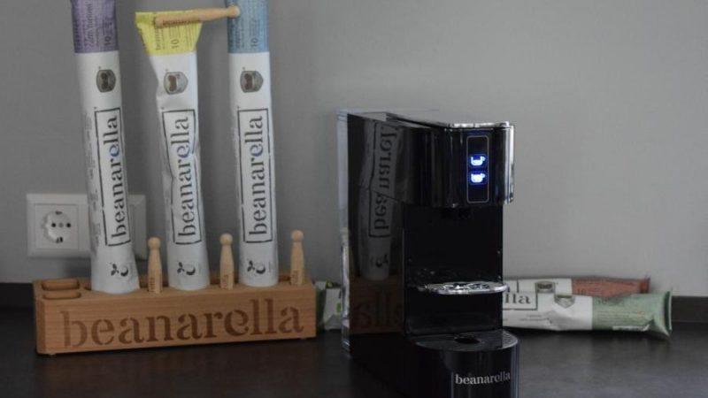 Produkttest: Kaffeemaschine PUK von beanarella