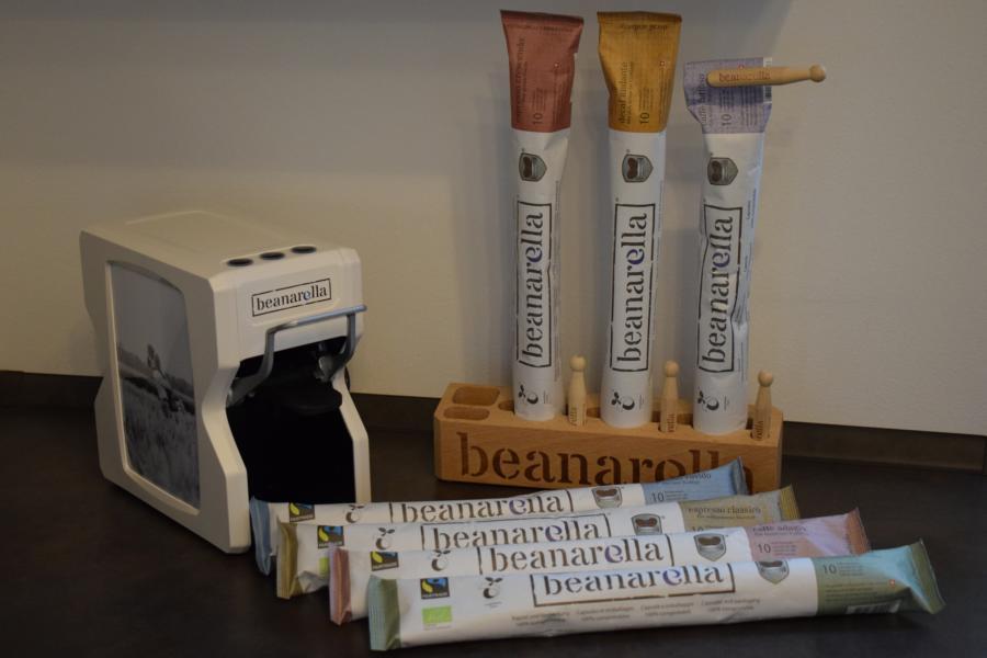 Produkttest: Beanarella Nori Kaffeemaschine