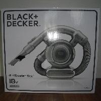 18V Lithium Dustbuster Flexi Akku-Handstaubsauger von Black und Decker im Test