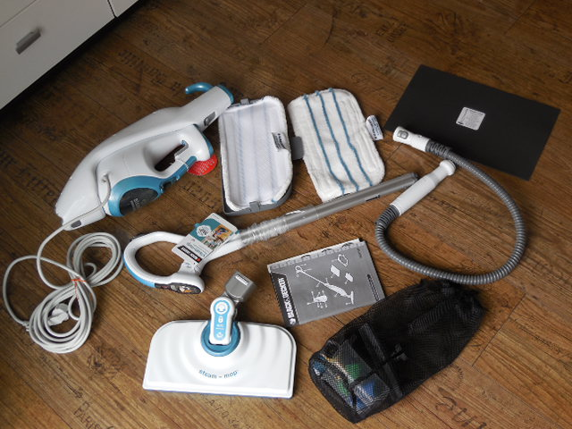 black&decker steam mop deluxe (2)