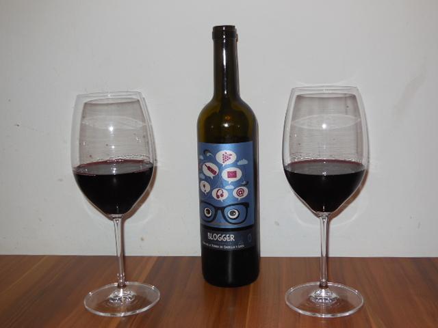 blogger wein 2 - Blogger Rotwein von Ebrosia