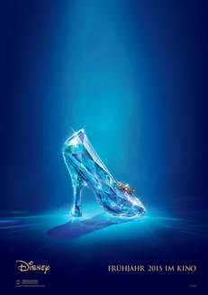 Disney Realverfilmung CINDERELLA bald im Kino