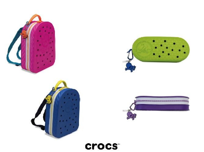 crocs cool to school