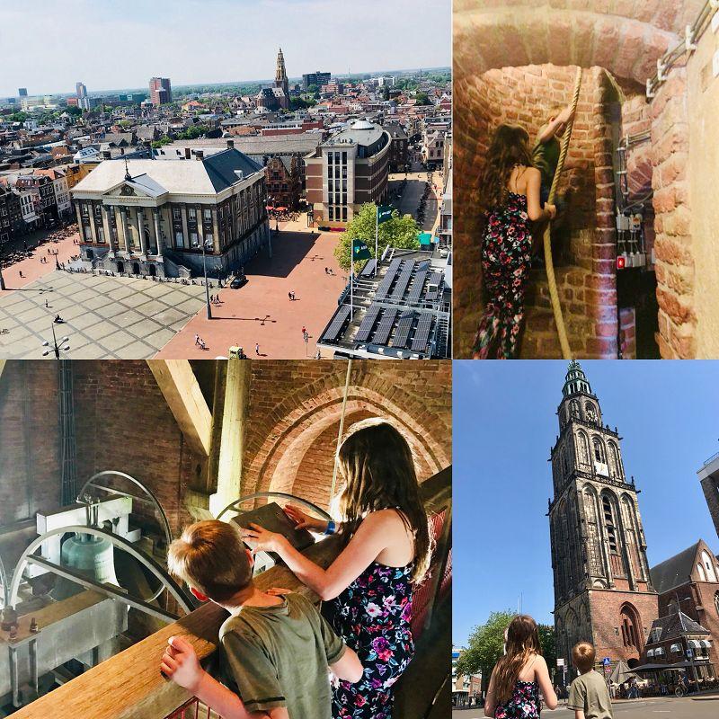 Familien Ausflugstipp: de Martinitoren in Groningen