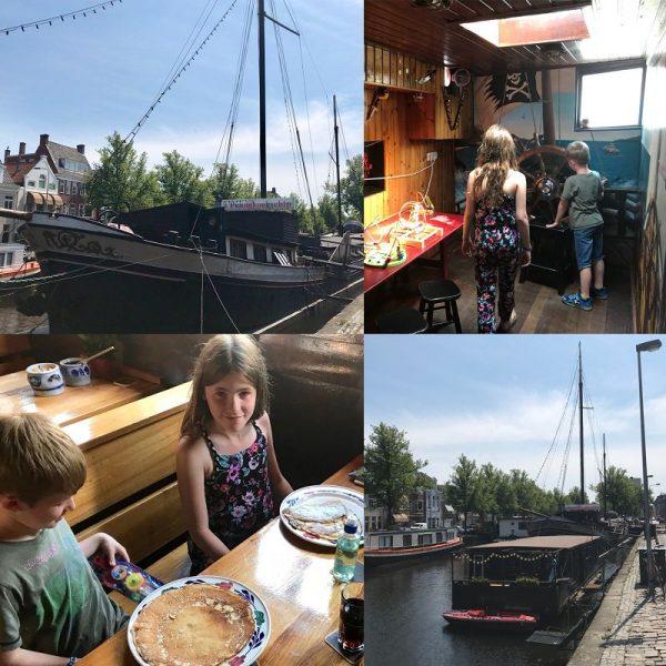 de Pannenkoekenschip in Groningen 600x600 - Familien Ausflugstipp: de Martinitoren in Groningen