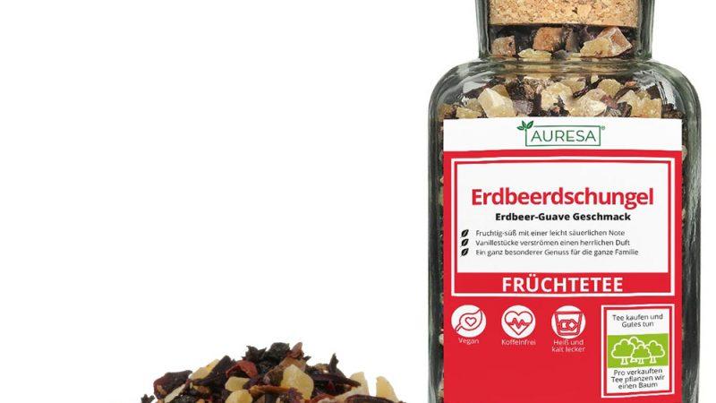 Gewinnspiel: AURESA – Tee aus nachhaltig angebauten Zutaten und fairem Handel