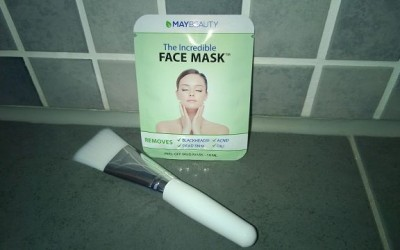 face mask im test 1 400x250 - Produkttest: The Incredible Face Mask von MAYBEAUTY