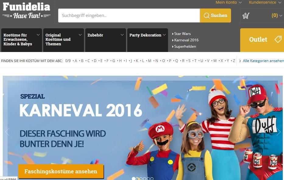 funidelia gewinnspiel - Gewinnspiel: Wunsch-Kostüm von Funidelia.de