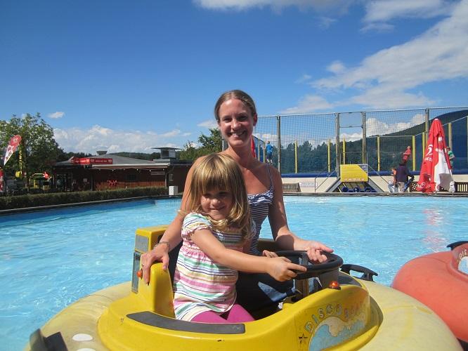 Ausflugstipp: Das Funtastico am Schieder See
