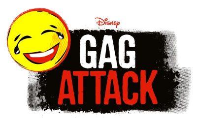Gag Attack Logo