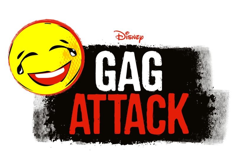 Ferien-Gewinnspiel: Gag Attack