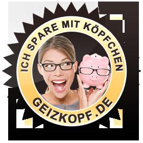 Mit kostenlosen Produktproben sparen bei Geizkopf.de