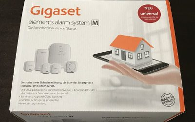 Gigaset Elements Alarm System im Test