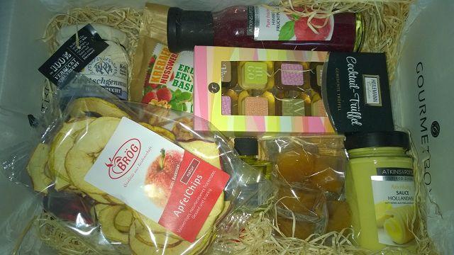 Gourmetbox April 2015 im Test