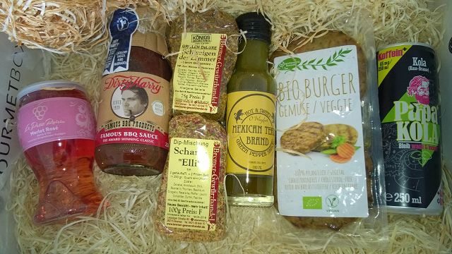 Produkttest: Gourmetbox Juni 2015 – die Grill-Box
