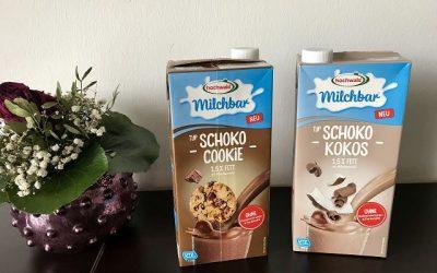 hochwald milchbar Schoko Cookie und Schoko Kokos im Test (1)