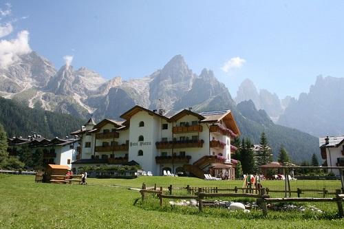 Familienhotel Vienna in den Dolomiten