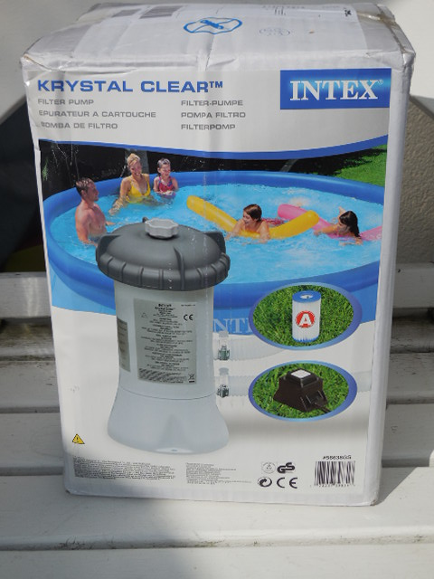 intex pool shop 1 - Intex Kartuschenfilteranlage vom Intex Pool Shop