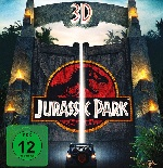 Adventskalender, 5. Türchen: Jurassic Park 3D blu-ray