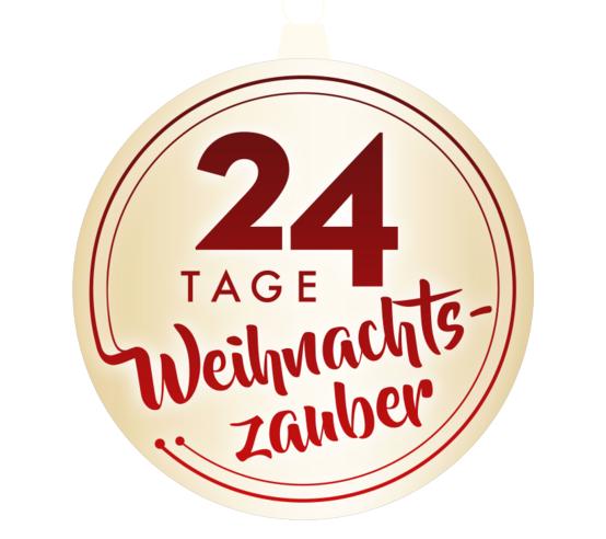 k 24daysofchristmas logo - 24 Tage Weihnachtszauber - der Disney Channel TV-Adventskalender