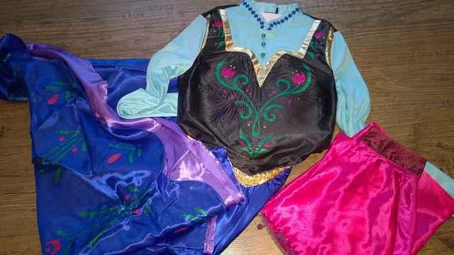 Produkttest: Anna Frozen Damenkostüm von Kostüme.com