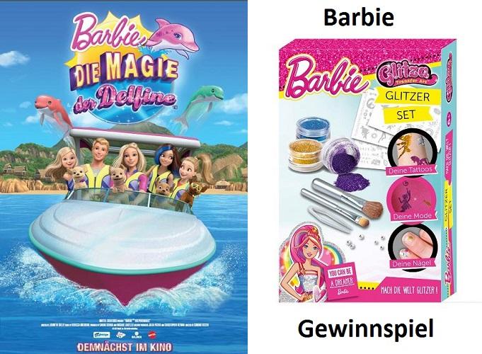 k BARBIE DIE MAGIE DER DELFINE 03 - Gewinnspiel: BARBIE - DIE MAGIE DER DELFINE