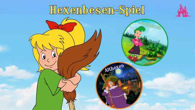 k-Bibi Blocksberg – Das Hexenhoroskop (1)