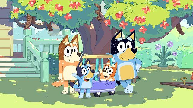 Gewinnspiel: Bluey – Staffel 1