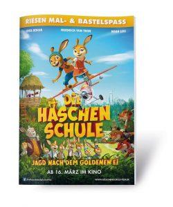 k Die Häschenschule Jagd nach dem goldenen Ei 2 250x300 - Gewinnspiel: Die Häschenschule- Jagd nach dem goldenen Ei