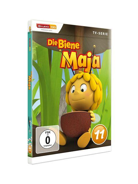 k Die Biene Maja 3D  DVD 11 CGI DVD Standard 5414233181293 3D.300dpi screen - Adventskalender, 21. Türchen: Biene Maja DVD Teil 11