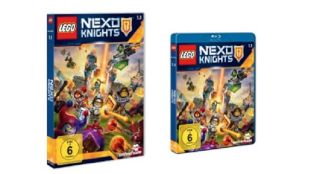k LEGO® NEXO KNIGHTS 2 - Gewinnspiel: LEGO® NEXO KNIGHTS