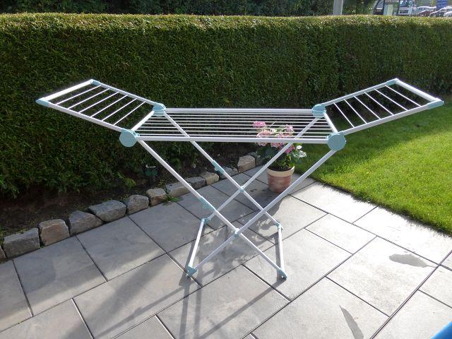 Wäscheständer TopDry Maxi von Artweger