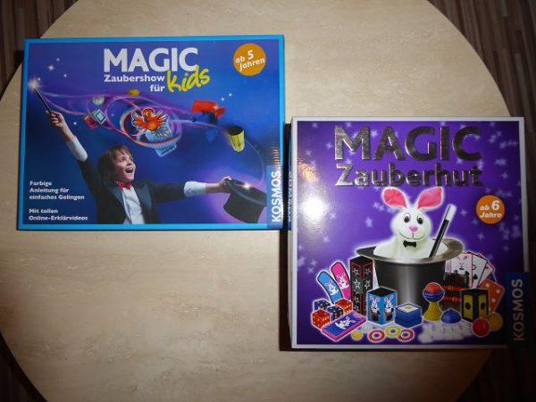k P1040694 1 600x450 - Produkttest: Magic Zauberhut und Magic Zaubershow von Kosmos