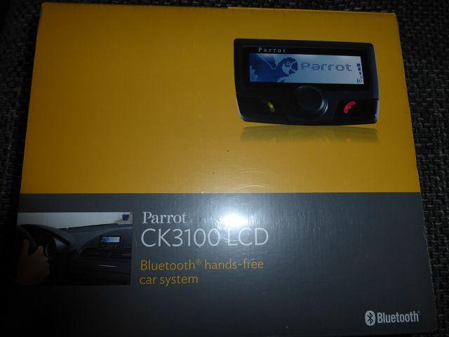 Bluetooth Freisprecheinrichtung Parrot CK3100 im Test