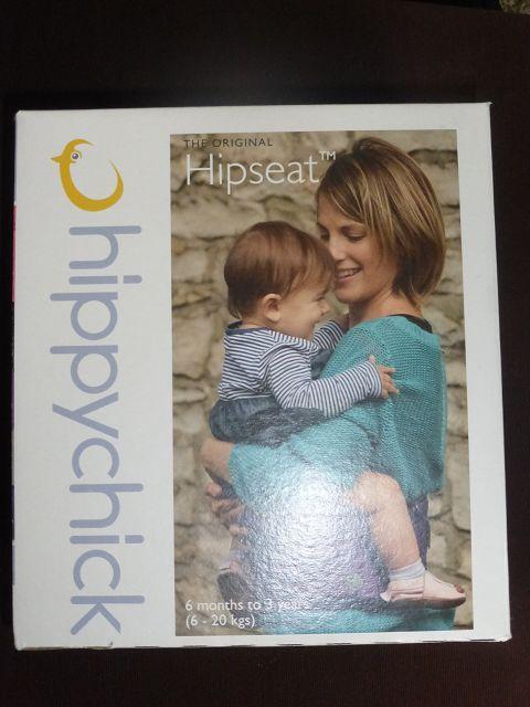 Hipseat – der Tragegürtel für Babys und Kleinkinder