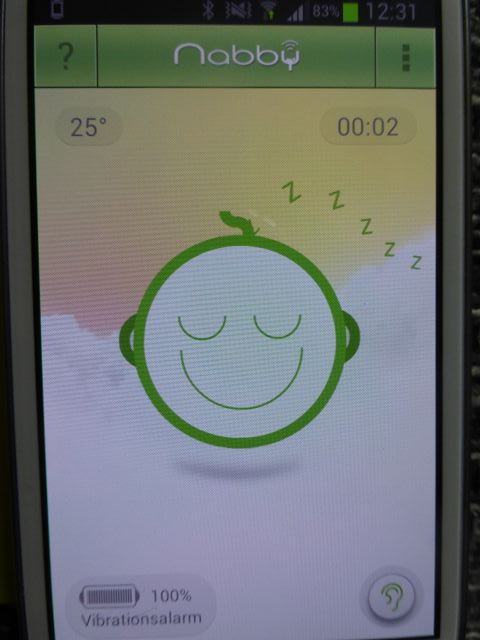 Nabby Babyphone im Test