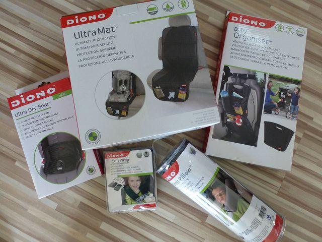 Diono Zubehör für Kinderwagen, Auto und Co